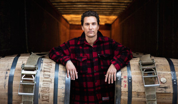Short Film: Matthew McConaughey Takes Over As Creative Director for Wild Turkey