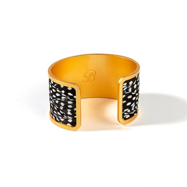 Courtney Wide Cuff Bracelet
