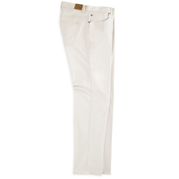 Soft Touch Twill Five-Pocket Pant