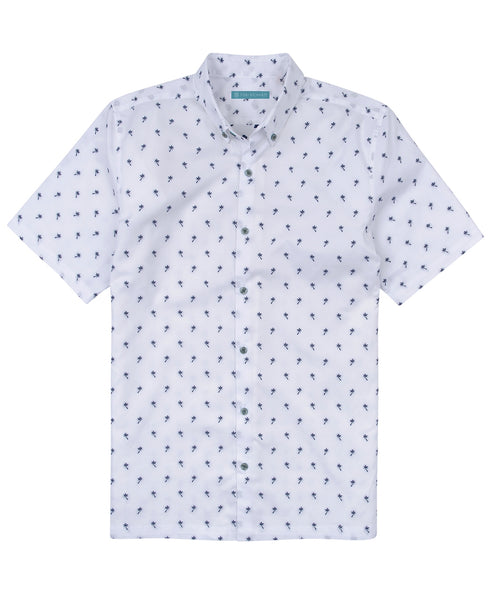Preppy Palms SS Shirt