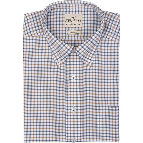 Yellowstone Check Sport Shirt