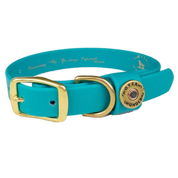 Water Dog Collar - Teal