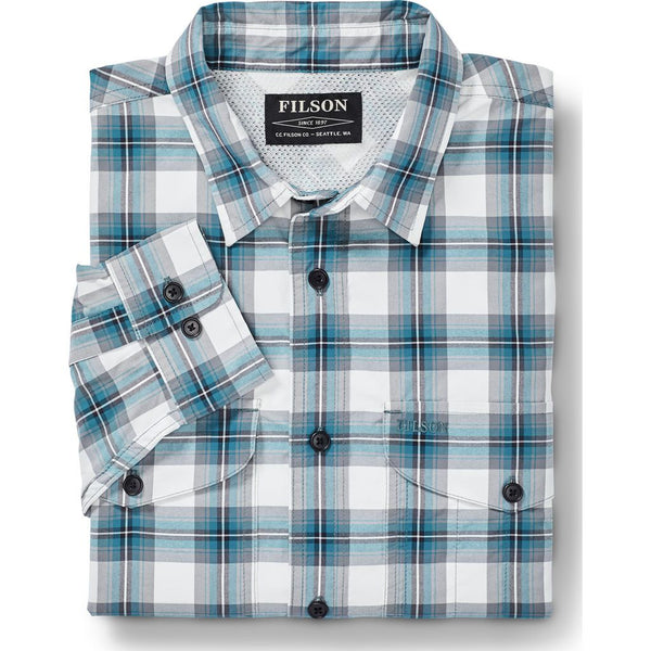 Twin Lakes Plaid Sport Shirt