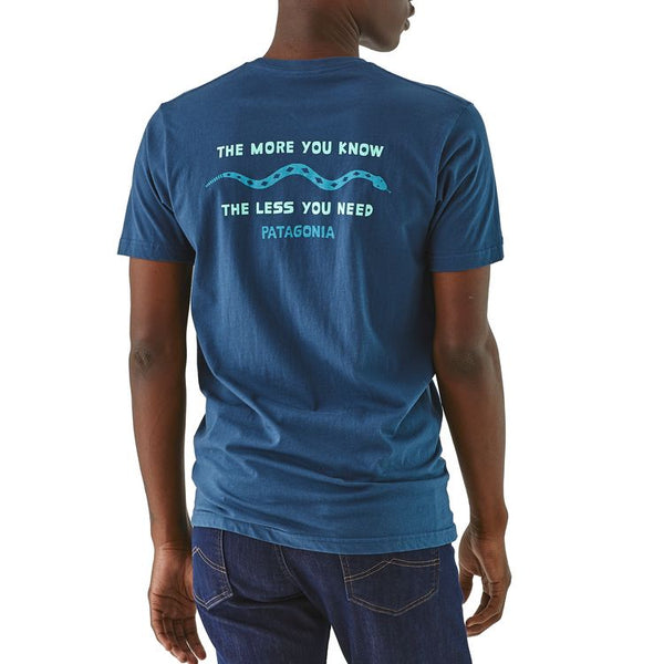 The Less You Need Organic T-Shirt