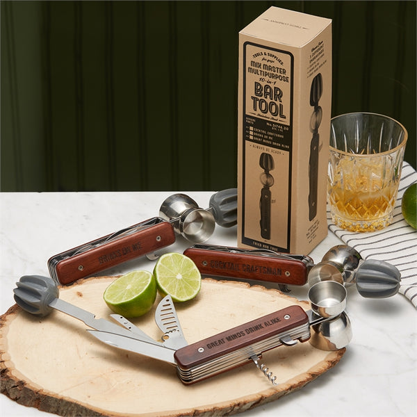 Mix Master Tool Gift Box - Cocktail Craftsman