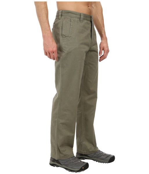Teton Twill Pants Relaxed Fit - Olive