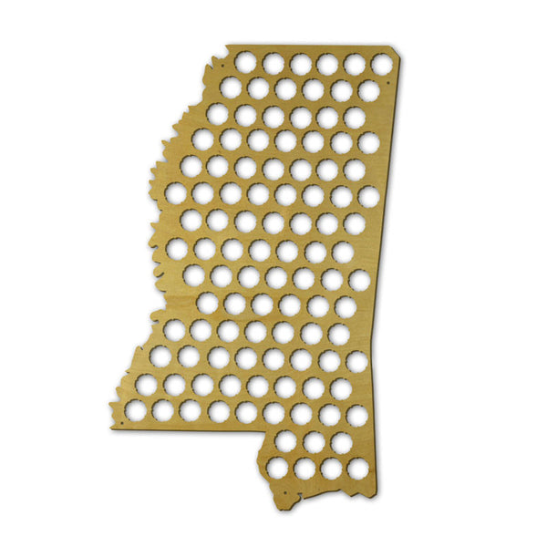 Mississippi Beer Cap Trap