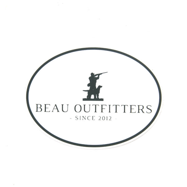 Beau Logo Sticker