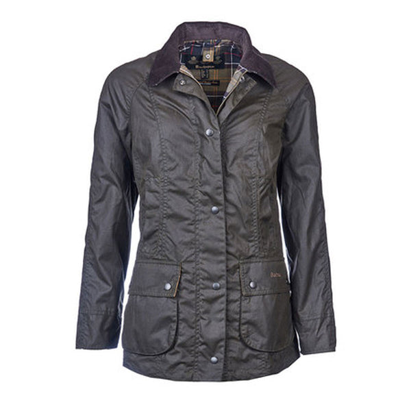 W's Waxed Beadnell Jacket