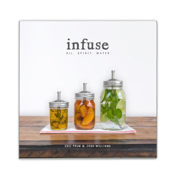 """Infuse"" Book"