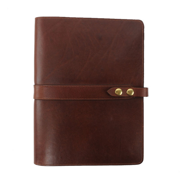 No. 18 Leather Portfolio