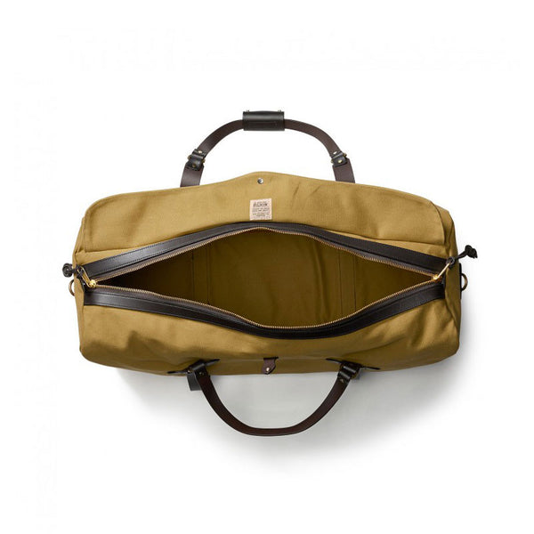 Large Duffle Bag Tan