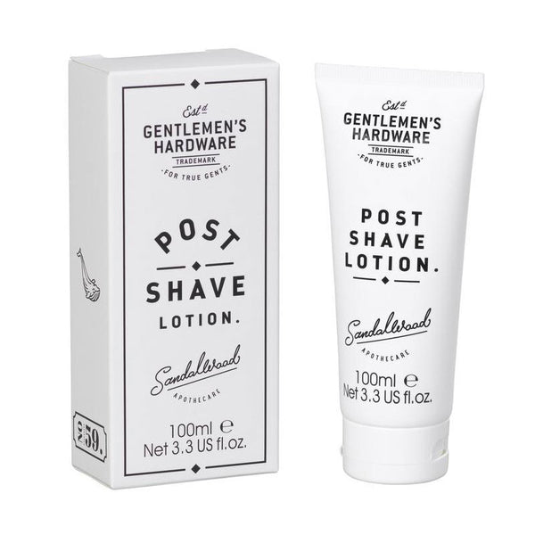 Shaving Cream and Lotion