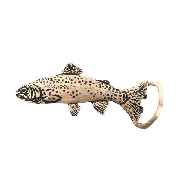 Rainbow Trout Buckle