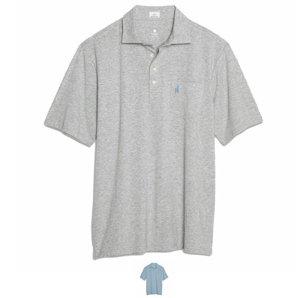 Heathered Original Polo