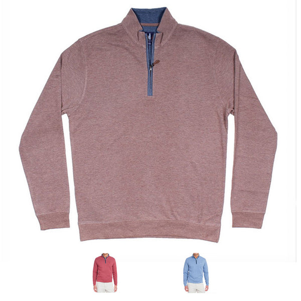 Sully Quarter Zip Sweater