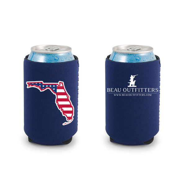 Stars and Stripes FL Koozie