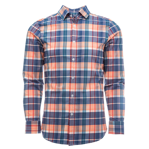 Potomac Multi Madras Shirt