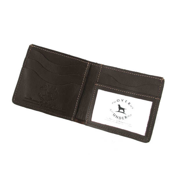 Traditionalist Bi-Fold Wallet