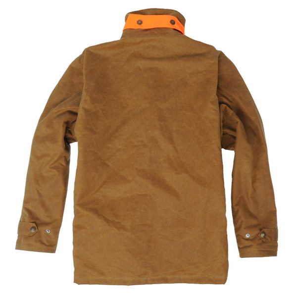 Waxed Briar Field Jacket