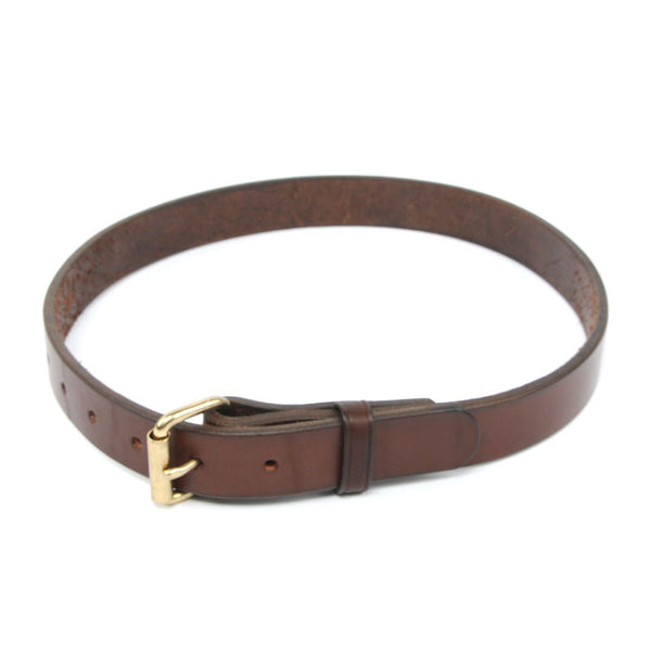 1 1/4 Leather Belt