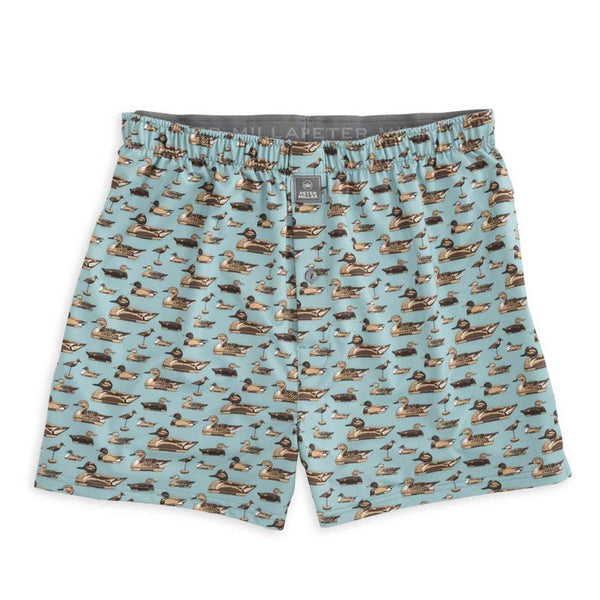 Duck Print Performance Boxers