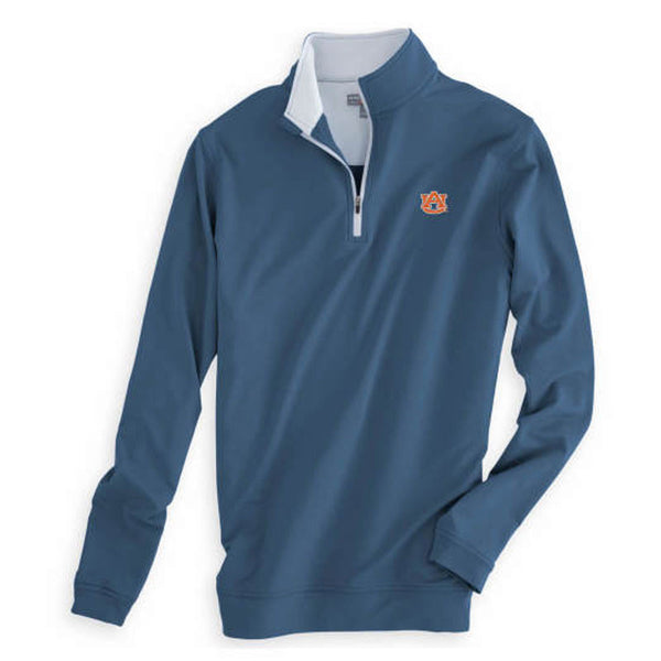 Perth Stretch Quarter Zip Auburn University