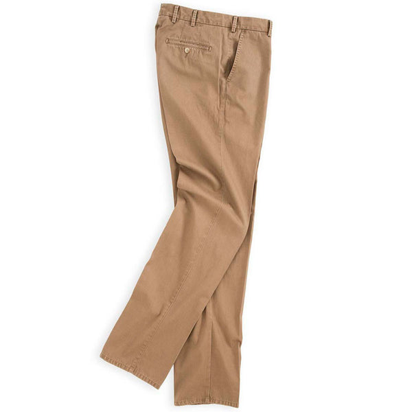 Raleigh Washed Twill Pant