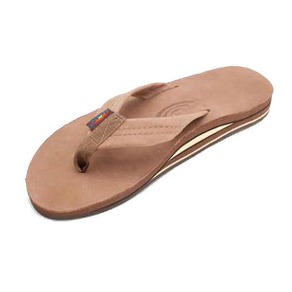 Premier Leather Double Layer Sandal