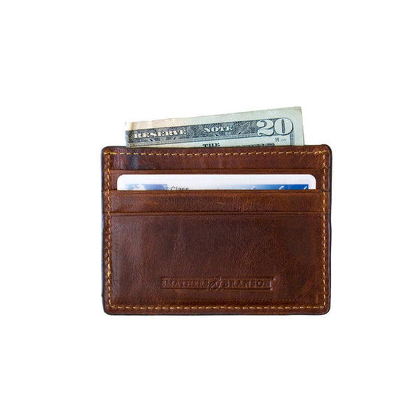 Fishing Fly Credit Card Wallet