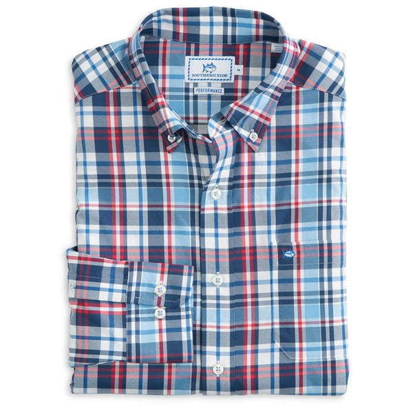 BBQ Plaid Intercoastal Shirt