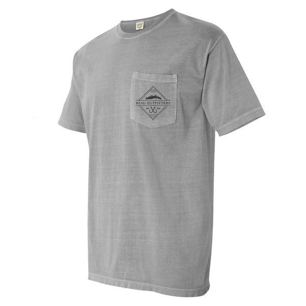 SS Shallow Cruiser Pocket Tee