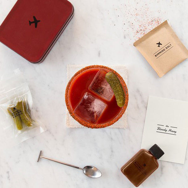 Carry-On Cocktail Kit Bloody Mary