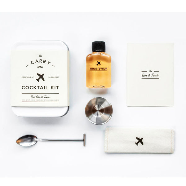 Carry-On Cocktail Kit Gin & Tonic