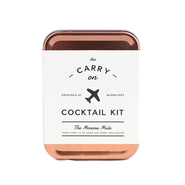 Carry-On Cocktail Kit Moscow Mule