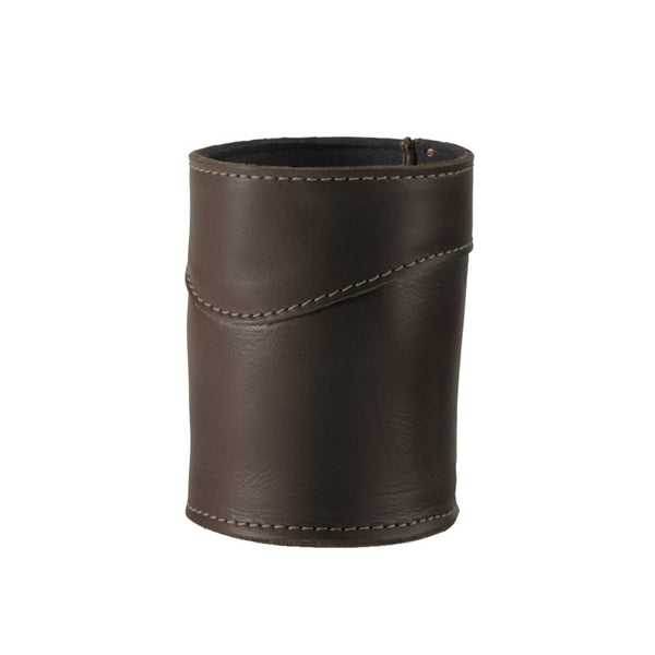 Leather Can Hugger