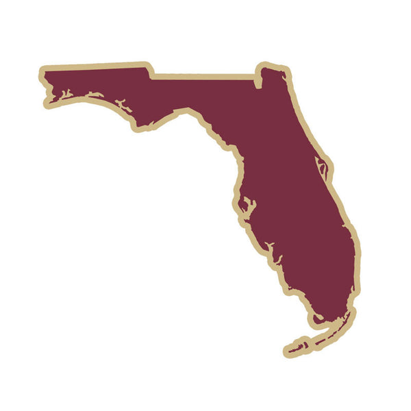 Noles FL Decal