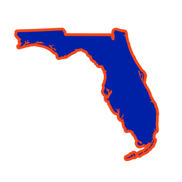 Gators FL Decal