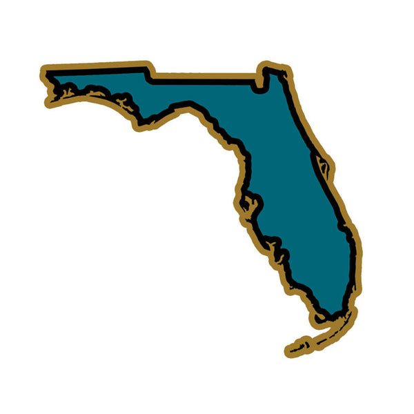 Jags FL Decal