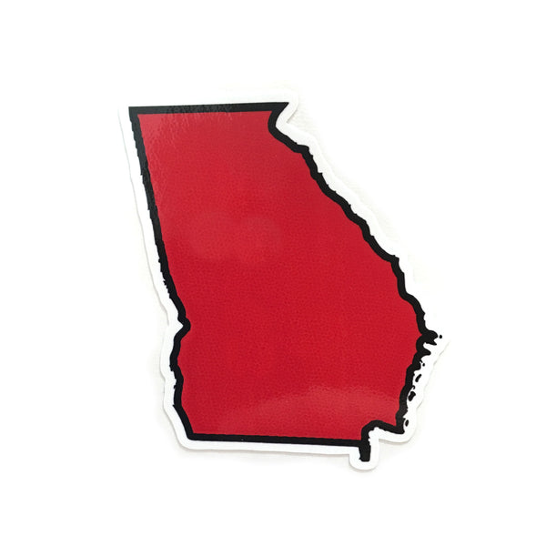 Georgia State Decal