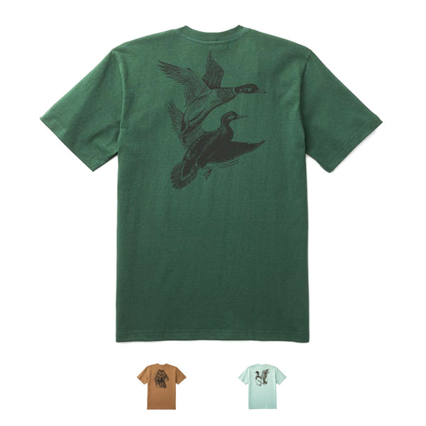 SS Outfitter Ducks Unlimited Graphic T-Shirt
