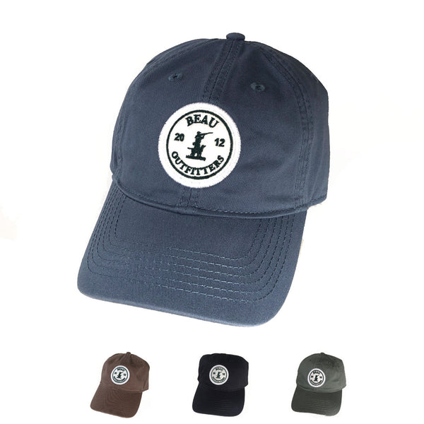 Circle Patch Hat