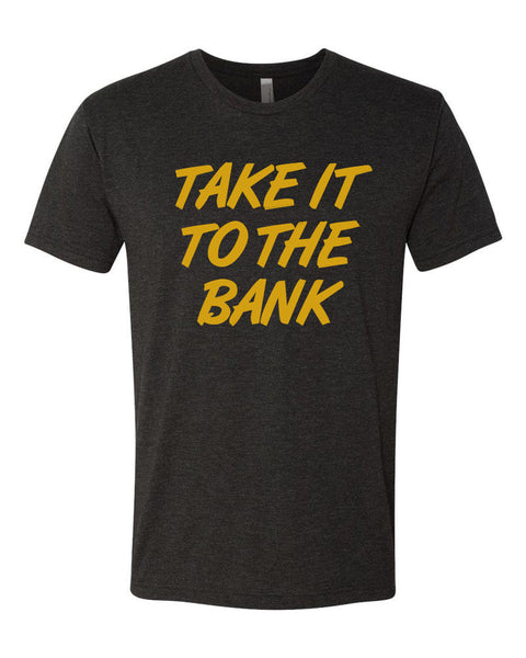 Take It To The Bank Jaguars Tee