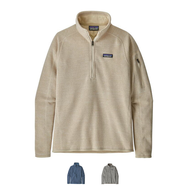 Ws Better Sweater 1/4 Zip