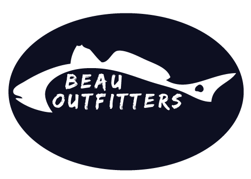 Oval Redfish Decal