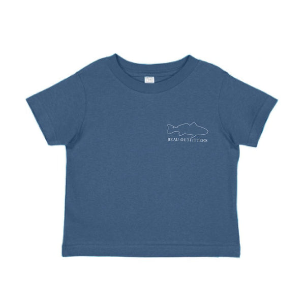 Toddler Red State T-Shirt