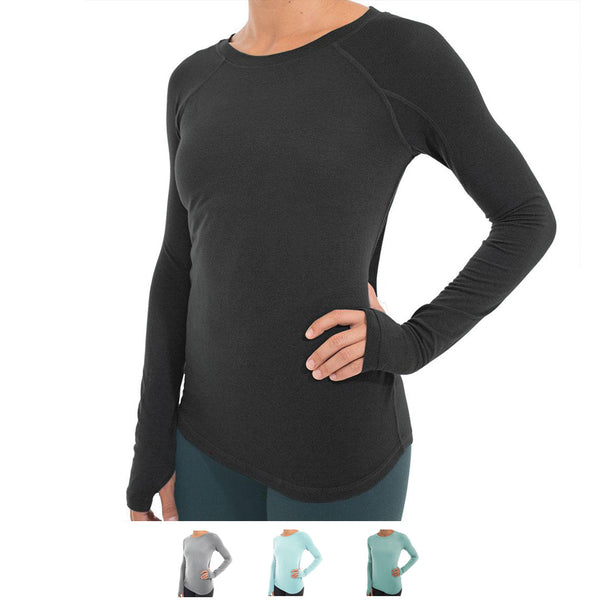 Ws Bamboo Midweight Long Sleeve