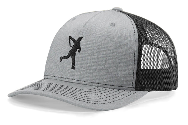 Sandbagger Townie Trucker Hat Grey/Black