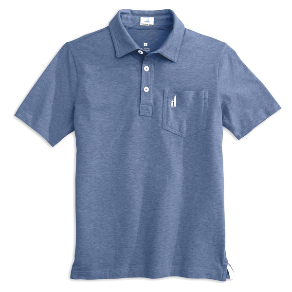 Youth Heathered Original Polo
