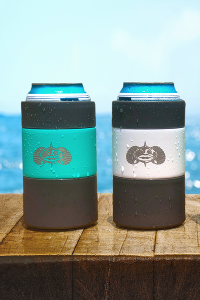 The Non-Tipping Can Cooler